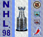NHL '98 title screenshot