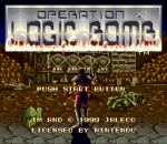 Operation Logic Bomb - The Ultimate Search & Destroy title screenshot