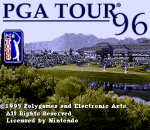 PGA Tour '96 title screenshot