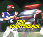 Pro Quarterback title screenshot