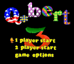 Q-bert 3 title screenshot