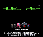 Robotrek title screenshot