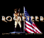 Rocketeer, The title screenshot