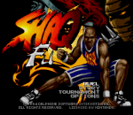 Shaq Fu title screenshot