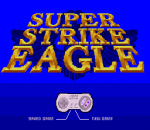 Super Strike Eagle title screenshot