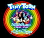 Tiny Toon Adventures - Buster Busts Loose! title screenshot