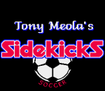 Tony Meola's Sidekicks Soccer title screenshot