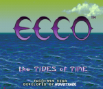 Ecco - The Tides Of Time title screenshot