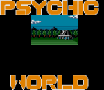 Psychic World title screenshot