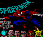 Spider-Man - Return of the Sinister Six title screenshot