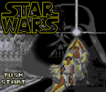 Star Wars title screenshot