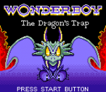 Wonder Boy - The Dragon's Trap title screenshot