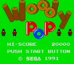 Woody Pop title screenshot