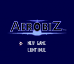 Aerobiz title screenshot