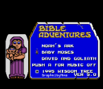 Bible Adventures title screenshot