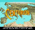 Centurion - Defender of Rome title screenshot