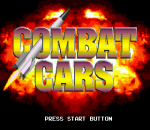 Combat Cars title screenshot