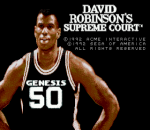 David Robinson's Supreme Court title screenshot