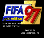 FIFA Soccer 97 title screenshot
