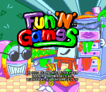 Fun 'n' Games title screenshot