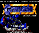 Granada title screenshot