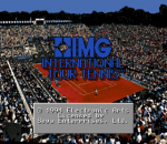IMG International Tour Tennis title screenshot