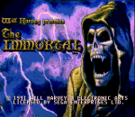 Immortal, The title screenshot