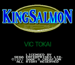 King Salmon - The Big Catch title screenshot