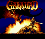 Legend of Galahad, The title screenshot