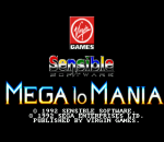 Mega-Lo-Mania title screenshot