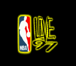 NBA Live 97 title screenshot