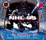 NHL 95 title screenshot