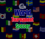 Pele 2 - World Tournament Soccer title screenshot