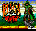 Rings of Power title screenshot