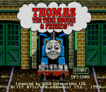 Thomas the Tank Engine & Friends title screenshot