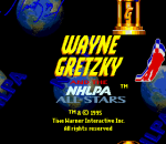 Wayne Gretzky and the NHLPA All-Stars title screenshot