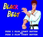 Black Belt title screenshot