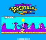 Desert Speedtrap Starring Road Runner and Wile E. Coyote title screenshot