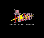 Flash, The title screenshot