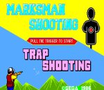 Marksman Shooting & Trap Shooting title screenshot