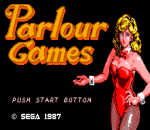 Parlour Games title screenshot