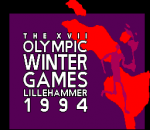 Winter Olympics - Lillehammer '94 title screenshot