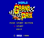 World Grand Prix title screenshot