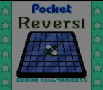 Pocket Reversi title screenshot