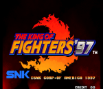 King of Fighters '97, The title screenshot