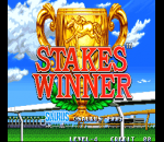 Stakes Winner title screenshot