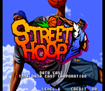 Street Hoop title screenshot
