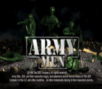 Army Men 3D title screenshot