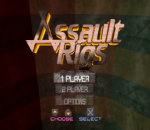 Assault Rigs title screenshot