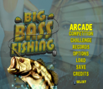 Big Bass Fishing title screenshot